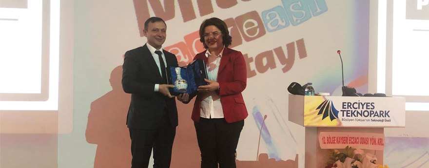 Milli İlaç ve Yerli Aşı Çalıştayı Kayseri'de Düzenlendi