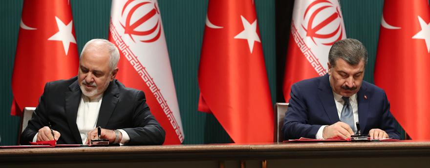 Türkiye-İran Arasında Sağlık ve Tıp Alanlarında İşbirliği Anlaşması İmzalandı