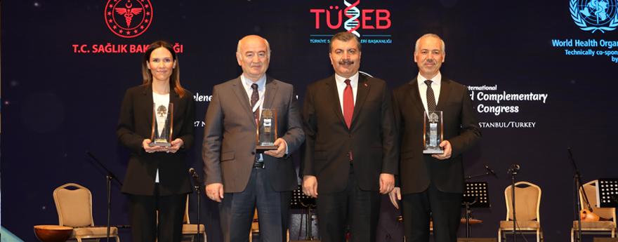 GETAT 2019 Ödülleri Sahiplerini Buldu
