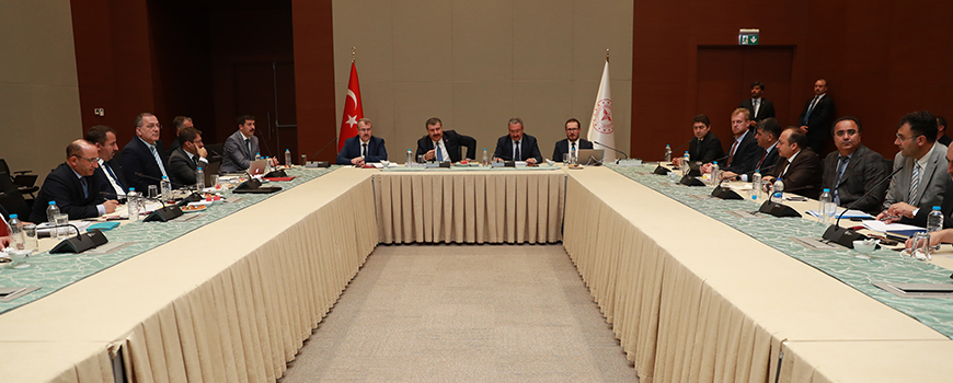 Provincial Evaluation Meeting of Ankara