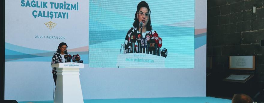 Health Tourism Workshop in Kayseri