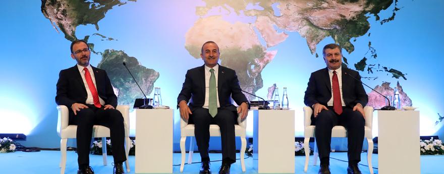 Sağlık Bakanı Fahrettin Koca, 11. Büyükelçiler Konferansı'na Katıldı