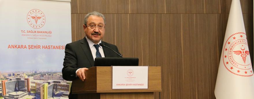 Bakan Yardımcısı Güven, Rehabilitasyon Teknolojileri Sempozyumu'na Katıldı