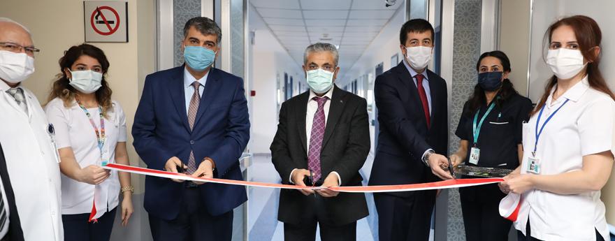 Bakan Yardımcısı Aydın, 'Zihinsel Özel Gereksinimli Bireyler Hizmet Merkezi'nin Açılışını Yaptı