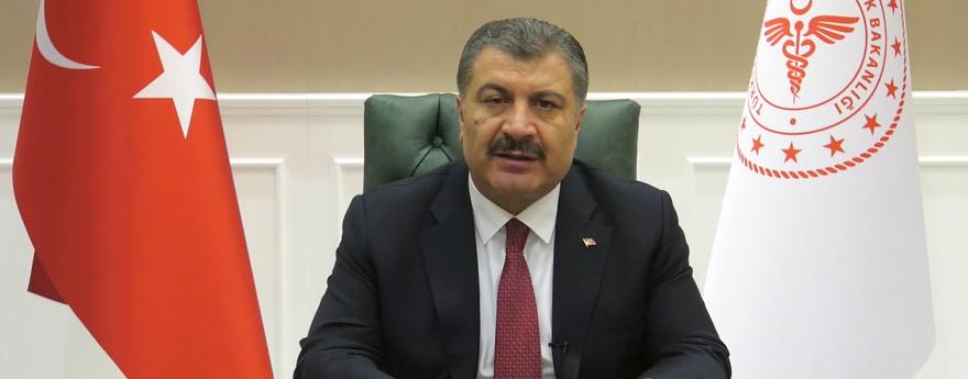 Sağlık Bakanı Fahrettin Koca, Otizm Sempozyumuna Katıldı